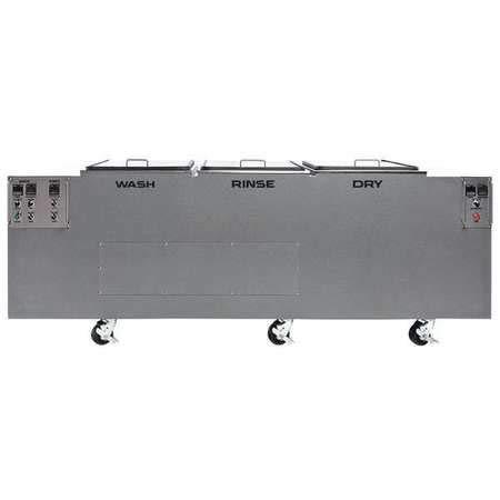 Ultrasonic Cleaner, Stainless Steel