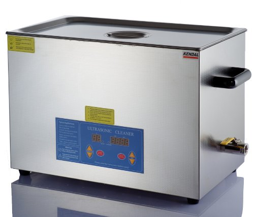 Kendal Commercial Grade 27 Liters 900 Watts HEATED ULTRASONIC CLEANER HB27