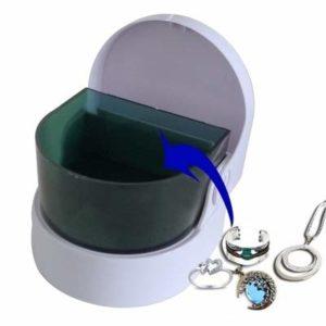Luoshan Ultrasonic Cleaner for Jewelry/Watch/Denture